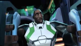 Earth Under Siege Part 1   Episode 25 - Season 1   Max Steel