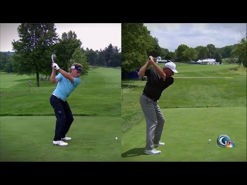 2014 Champions Tour - Insperity Invitational - Fred Couples and Bernhard Langer 1st Round Coverage