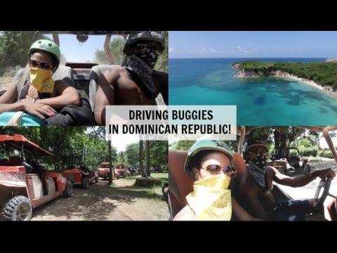 DRIVING BUGGIES IN DOMINICAN REPUBLIC!!