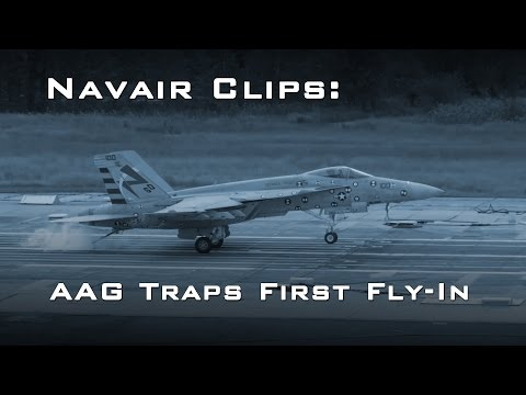 AAG Traps First Fly-In