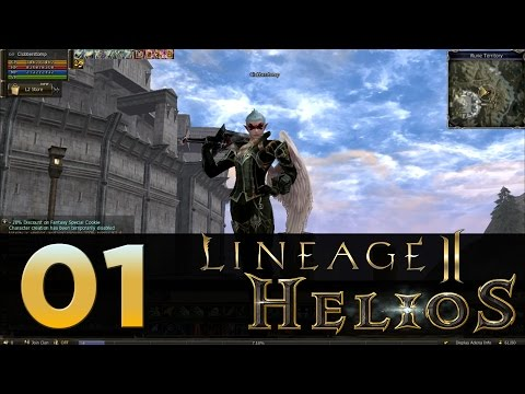 Lineage 2: Helios – Episode 01 – Path To Awakening Gameplay Continued