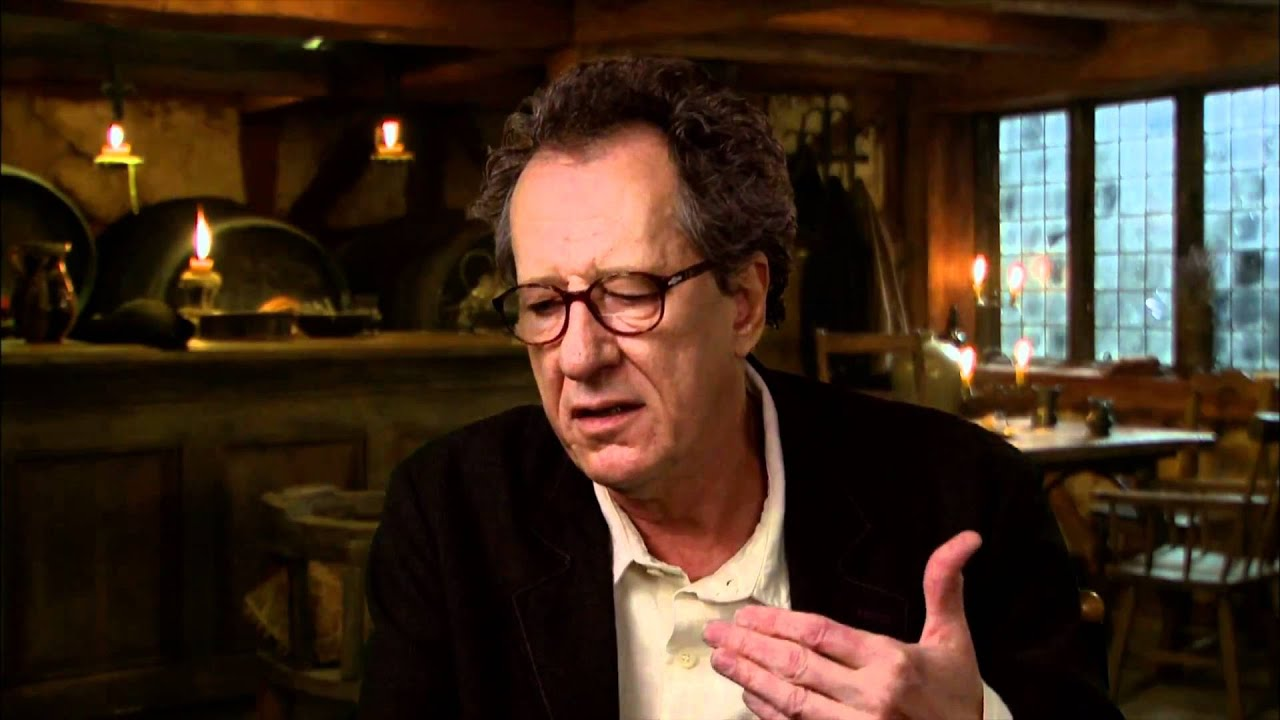 geoffrey rush height