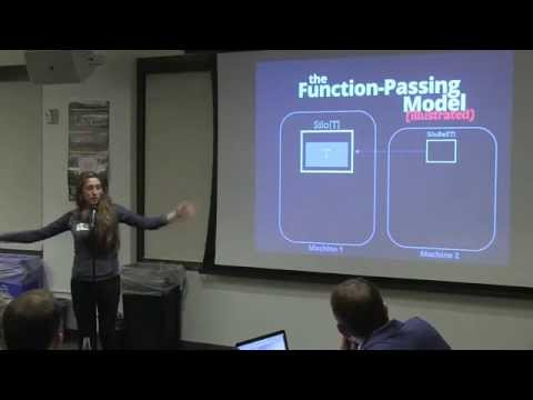 SF Scala: Heather Miller, Function-Passing Style, A New Model for Distributed Programming