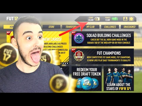 FIFA 17 WEB APP IS HERE!!