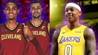 BREAKING NEWS: Cavs Trade Their Roster and Isaiah Thomas to the Lakers