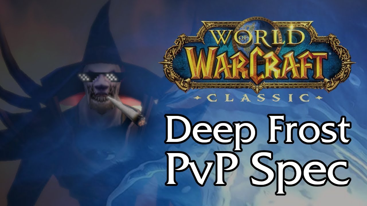 Vanilla Mage Frost PvP Spec - Greatwizard