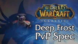Vanilla Mage Frost Pvp Spec Youtube