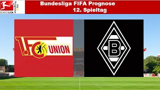 Bundesliga fifa prognose | 12.spieltag ...