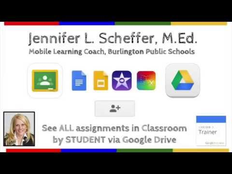 Going Deeper with Google Classroom - Part 1 of 2 | BAM