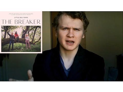 Album Review - The Breaker by Little Big Town