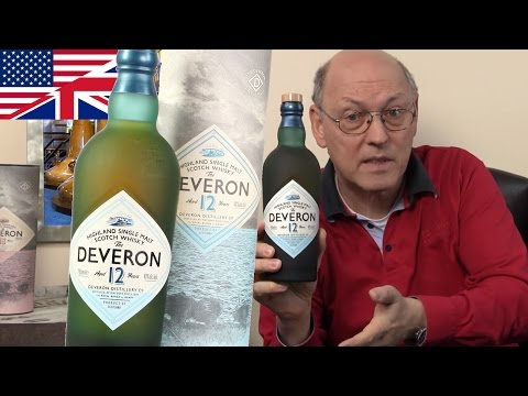 Whisky Review/Tasting: Deveron 12 years