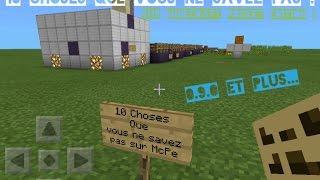 10 choses que vous ne savez pas sur Minecraft Pocket Edition