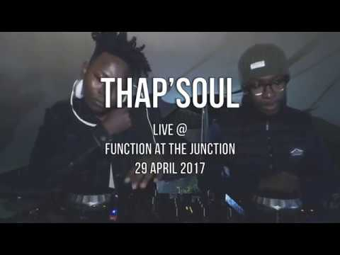 Thap'soul Live At Function At The Junction