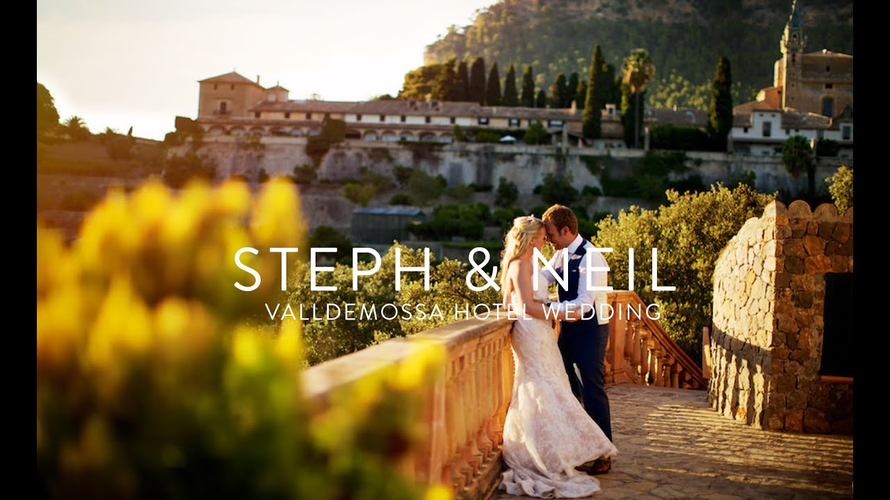 Mallorca Wedding Video Steph Neil Valldemossa Hotel You