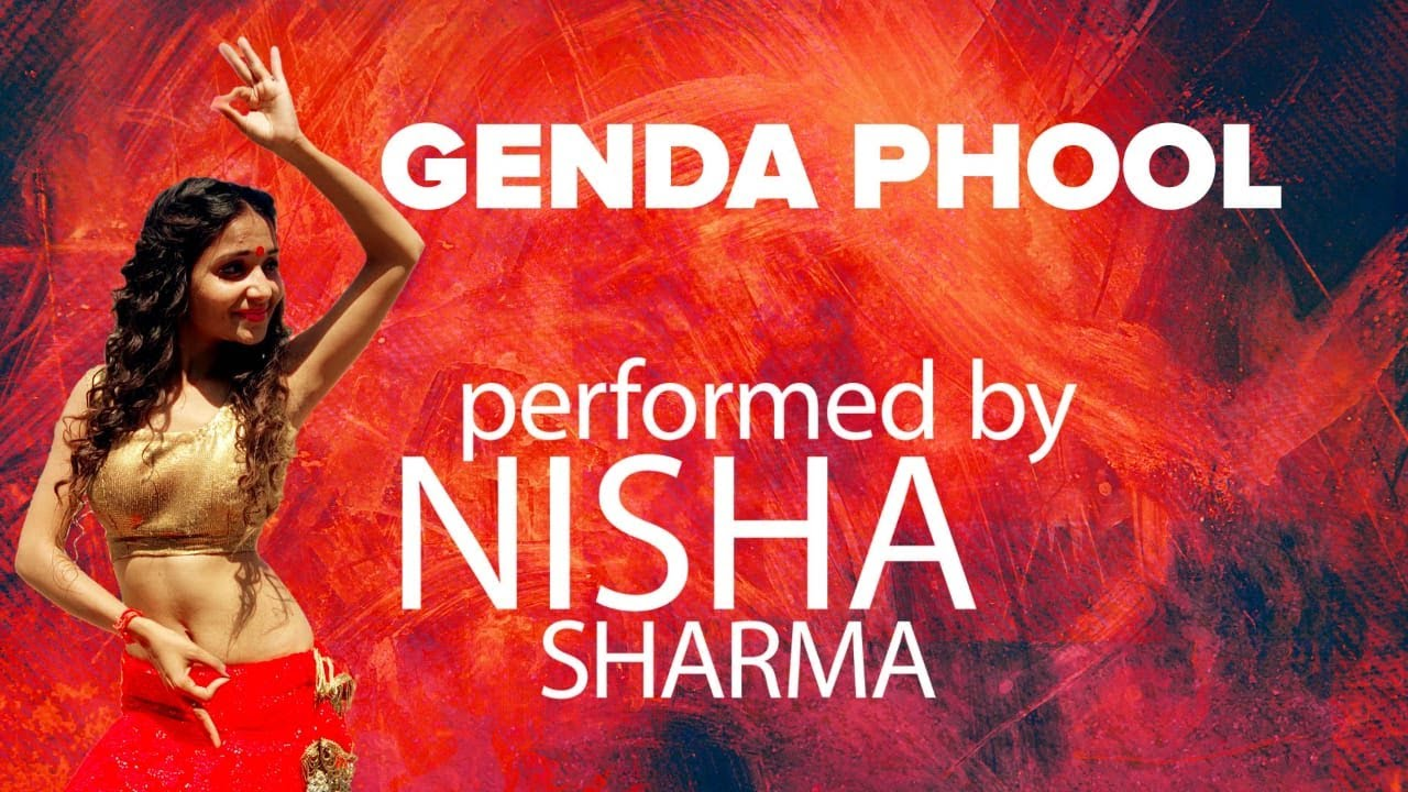 Genda Phool | Cover By Nisha Sharma | badshah