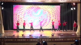 Eena Meena Deeka -Salsa  by Juniors@ Tara Shastri Dance Academy (TSDMAA)