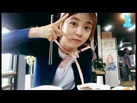 [Eng sub] V Live - Sending Heyne News in Jeju Island! / 제주도에서 보내드리는 혜이니 뉴스