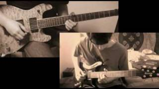 collaborative guitar cover with Cyril from France. check out his ch...