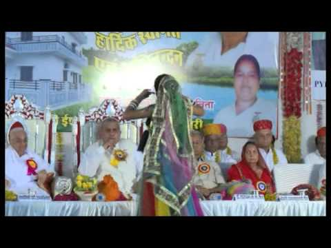 Suwagat dance Desuri brahmakumaris centre enograta