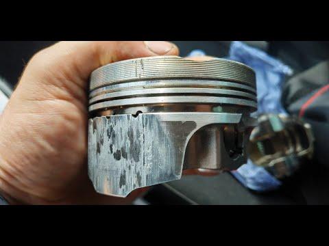 Причина стука двигателя 4G63T найдена! Mitsubishi Evolution