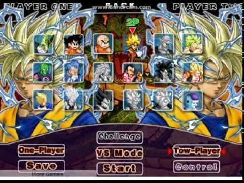 Online Games Dbz Fierce Fighting V 22