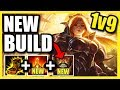 (RANK 1 LEONA) THIS *NEW* BUILD CARRIES EVERY SINGLE GAME! | FULL MOVEMENT SPEED LEONA BUILD S9