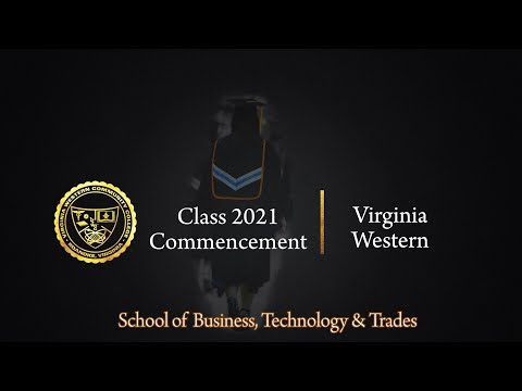 VWCC Business Technology and Trades Commencement 2021