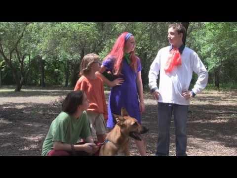 Scooby Doo -- KIDS VERSION