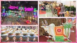 Little India,Singapore Pongal Shopping and Celebration (Tamil)-Bloopers #tradition #festival #sweets
