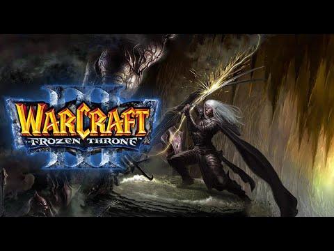 РАССВЕТ ЭЛЬФОВ КРОВИ 3.0! - ПРИЗРАКИ ПРОШЛОГО! - ДОП КАМПАНИЯ!(Warcraft III: The Frozen Throne)#4