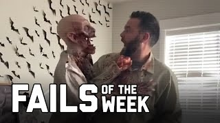 Boo! Spooky Zombie! Fails of the Week (November 2020)