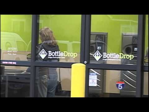 New bottle recycling center taking place of grocery store machines - Dec 3rd, 2014