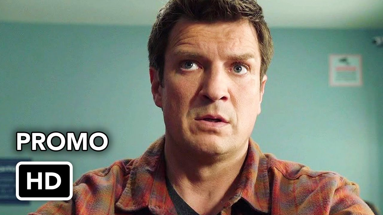 """Download The Rookie 1x12 Promo """"Caught Stealing"""" (HD) Nathan Fillion series"""