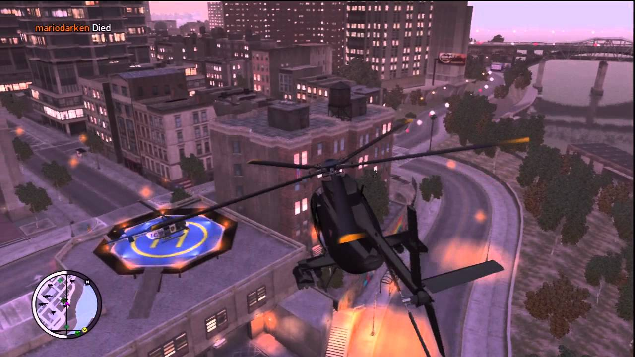 Gta Iv  How To Get Secret Police Cars, Helicopter, And A Police Bike