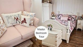 Master bedroom Tour, inside my Irish cottage bedroom