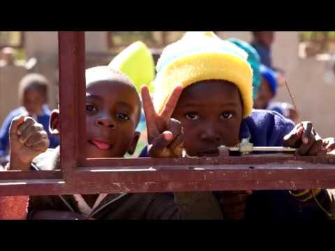 Visit to Mabale School in Zimbabwe, Africa