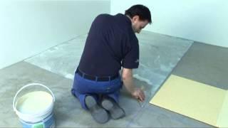 Colorex Concept installatie | Forbo-flooring.nl