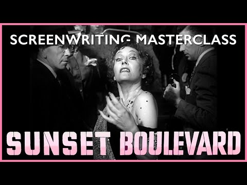 Screenwriting Masterclass: Billy Wilder's Sunset Boulevard