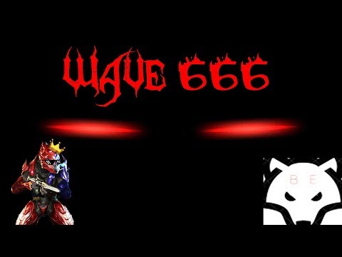ITS ALL DOWN HILL FROM HERE! (TF2 wave 666)