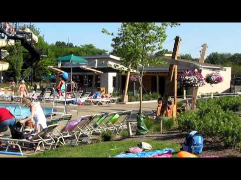Westerville Highlands Park Pool and Aquatic Center Overview
