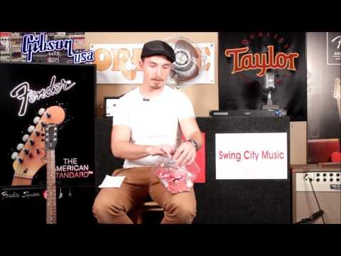 Swing City Music - Edwardsville Gibson Giveaway Drawing!