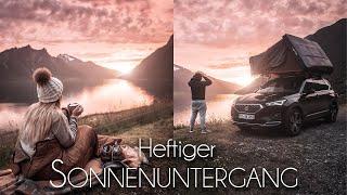 Die LETZTE Fähre zur schönsten SCHAUKEL //Vlog02 Norwegen Roadtrip2.0 mit dem  Skycamp (re-Upload=