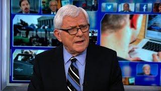 Phil Donahue On How The Establishment Gave Us Trump
