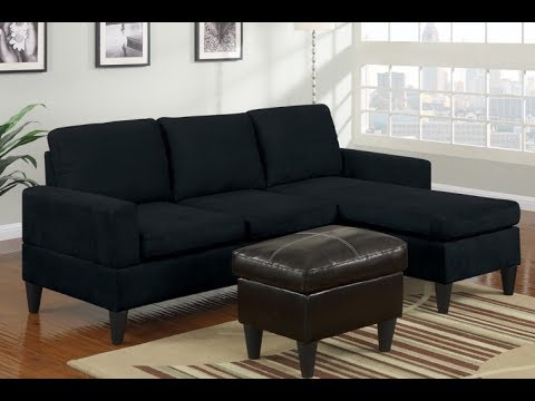 Small Spaces Configurable Sectional Sofa