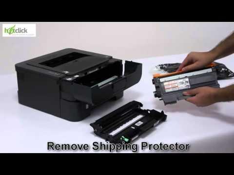 Brother Printer Hl-2240 Cara reset Gear Toner DR 2255
