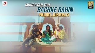Mundeyan Ton Bachke Rahin Movie Audio Jukebox | Jassi Gill | Roshan Prince
