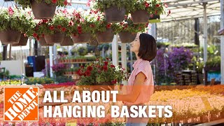 All About Hanging Baskets - The Home Depot