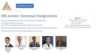 ERS Juniors: Sinonasal malignancies