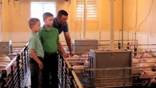 Meet an Ohio Pig Farmer - I'm Farming and I Grow It