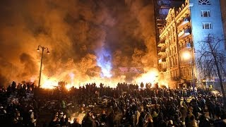 Learn How The United States Is Behind The Kiev Ukraine Riots
